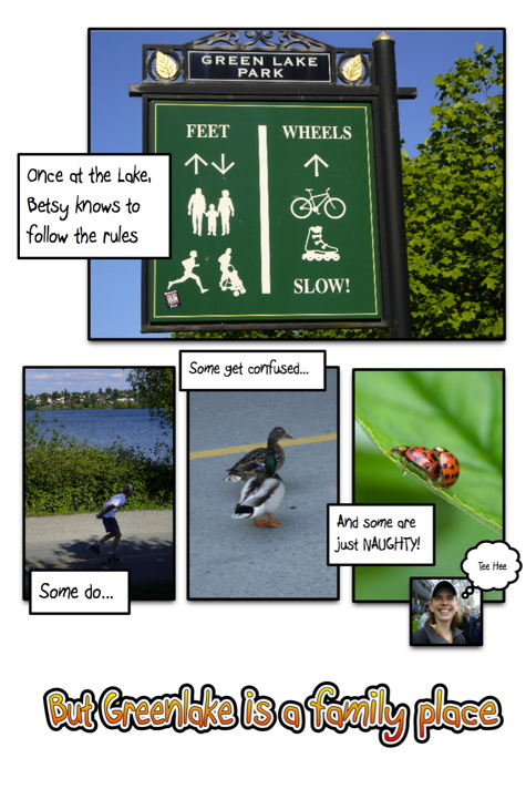 Page 2 comic